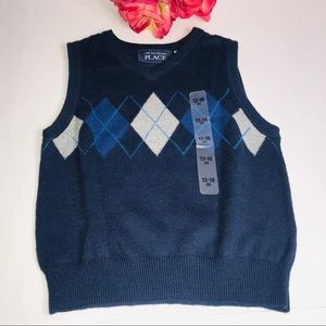 The Children Place vest sleeveless
